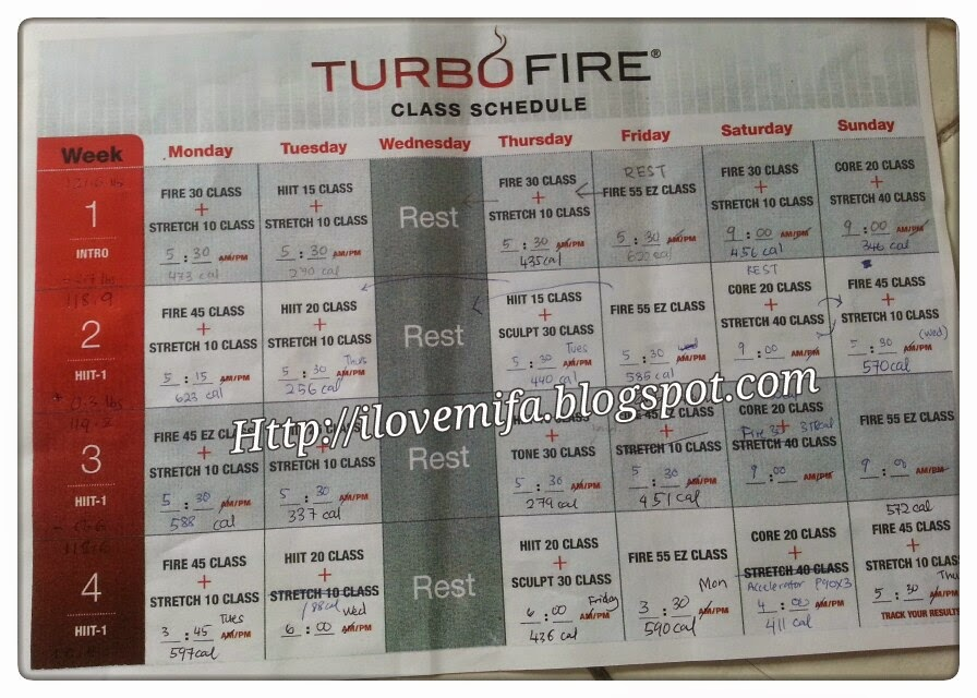 "Search Results for ""Turbo Fire 12 Week Schedule Pdf"" – Calendar ..."